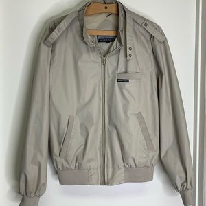 VTG 80's MEMBERS ONLY Jacket Size Large
